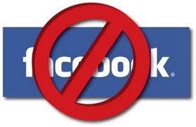 Facebook Ende